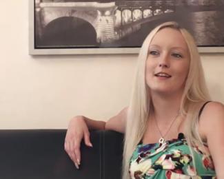 interview bella blond