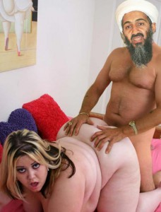 osama bin laden porno
